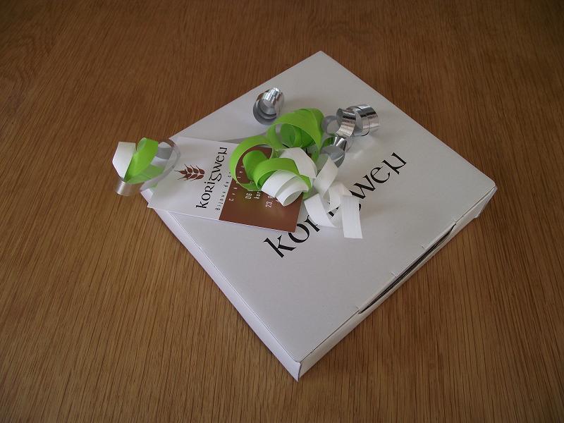 Emballage Korigwen